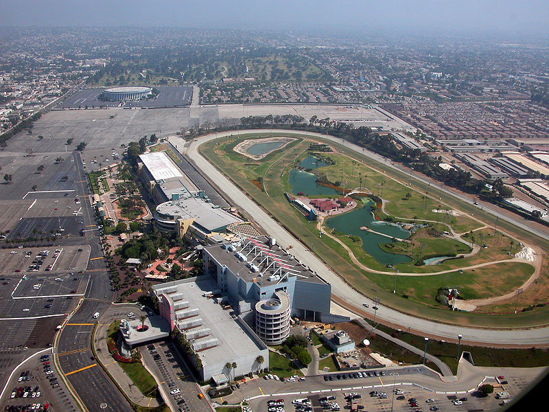 Hollywood Park - Source: Wikipedia